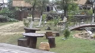 видео Этнографический музейный комплекс Атамань в Тамани