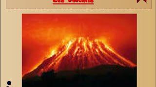Gambar cover Les Volcans - Les Doc d'Anass #3