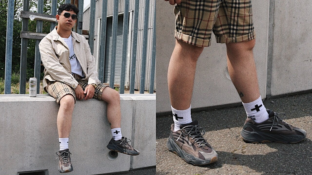HOW I STYLE: THE NEW YEEZY 700 GEODE