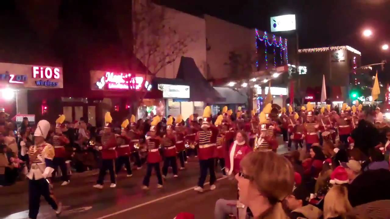 Belmont Shore Christmas Parade 2010...What a Great Party! - YouTube