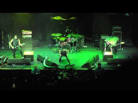 Butcher Babies - National Bloody Anthem - Live Boston, MA (January 26th, 2013) HOB 1080HD