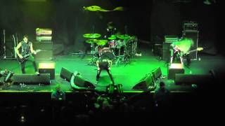 Butcher Babies - National Bloody Anthem - Live Boston, MA (January 26th, 2013) HOB 1080HD