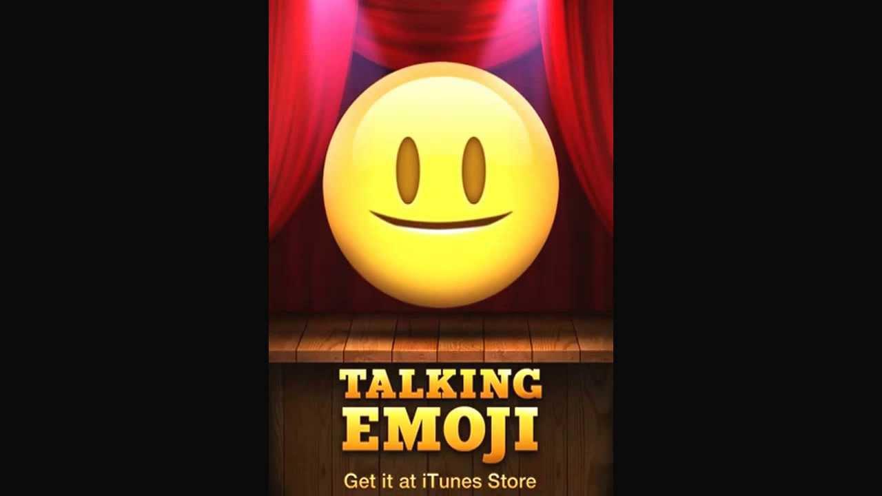 Talking Emoji: Funny Message