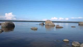 залив поломка весла