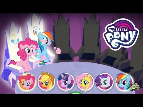 My Little Pony: Harmony Quest #153 | NEW BEGIN, Play As PINKIE PIE & RAINBOW DASH!