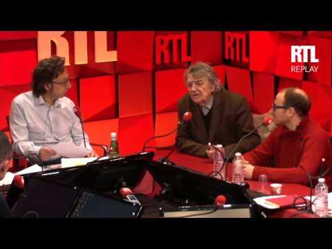 Jean-Pierre Mocky et Marius Colucci : Les rumeurs du net du 04/11/2014 - RTL - RTL