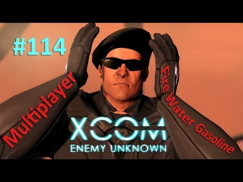 XCOM Multiplayer #114: Underwater Love