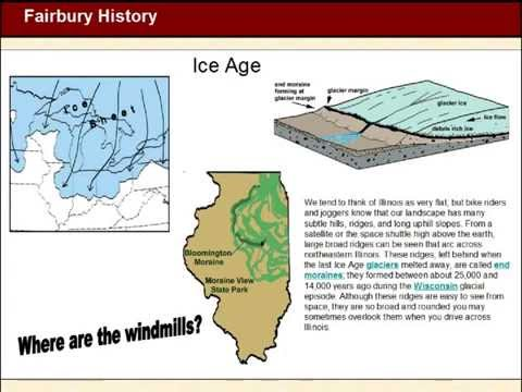 Fairbury, Illinois  History Part 1 (slides 1 to 5)
