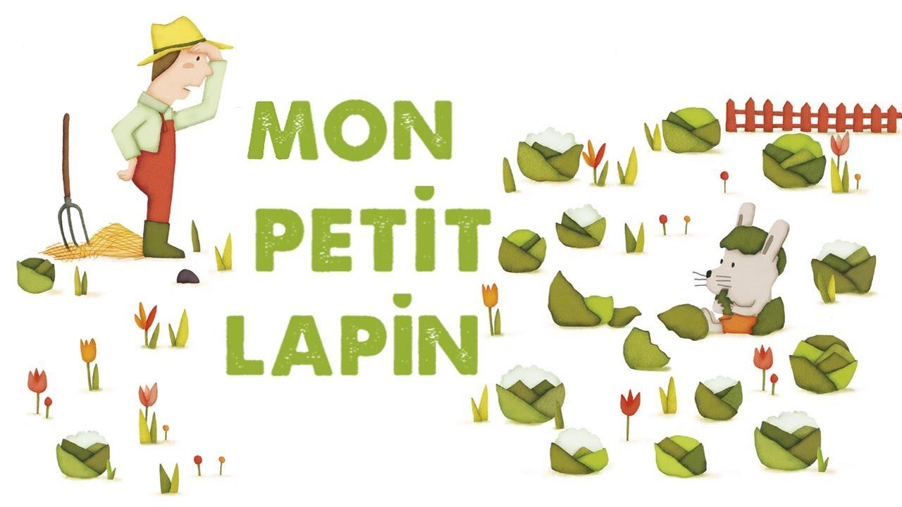 Steve Waring Mon Petit Lapin Comptine Pour Enfants