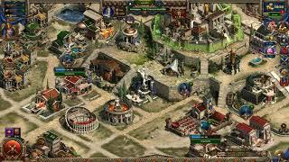 Спарта война империй поход на цели день 2
