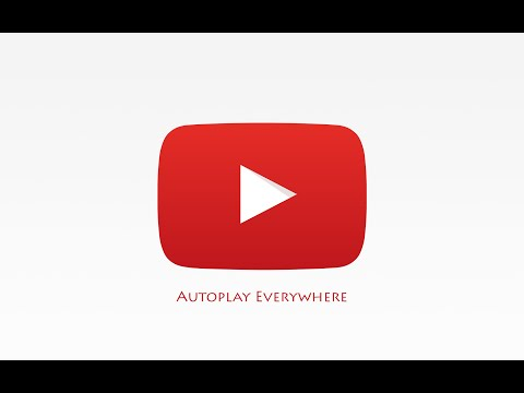 "Autoplay now on YouTube ""The Android App"""