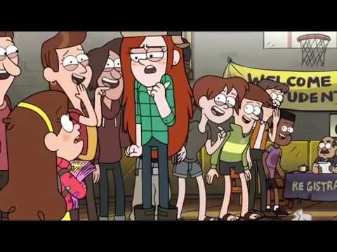 Gravity Falls Temporada 2 Capitulo 17 FULL HD Dipper y Mabel contra el Futuro Espanol Latino