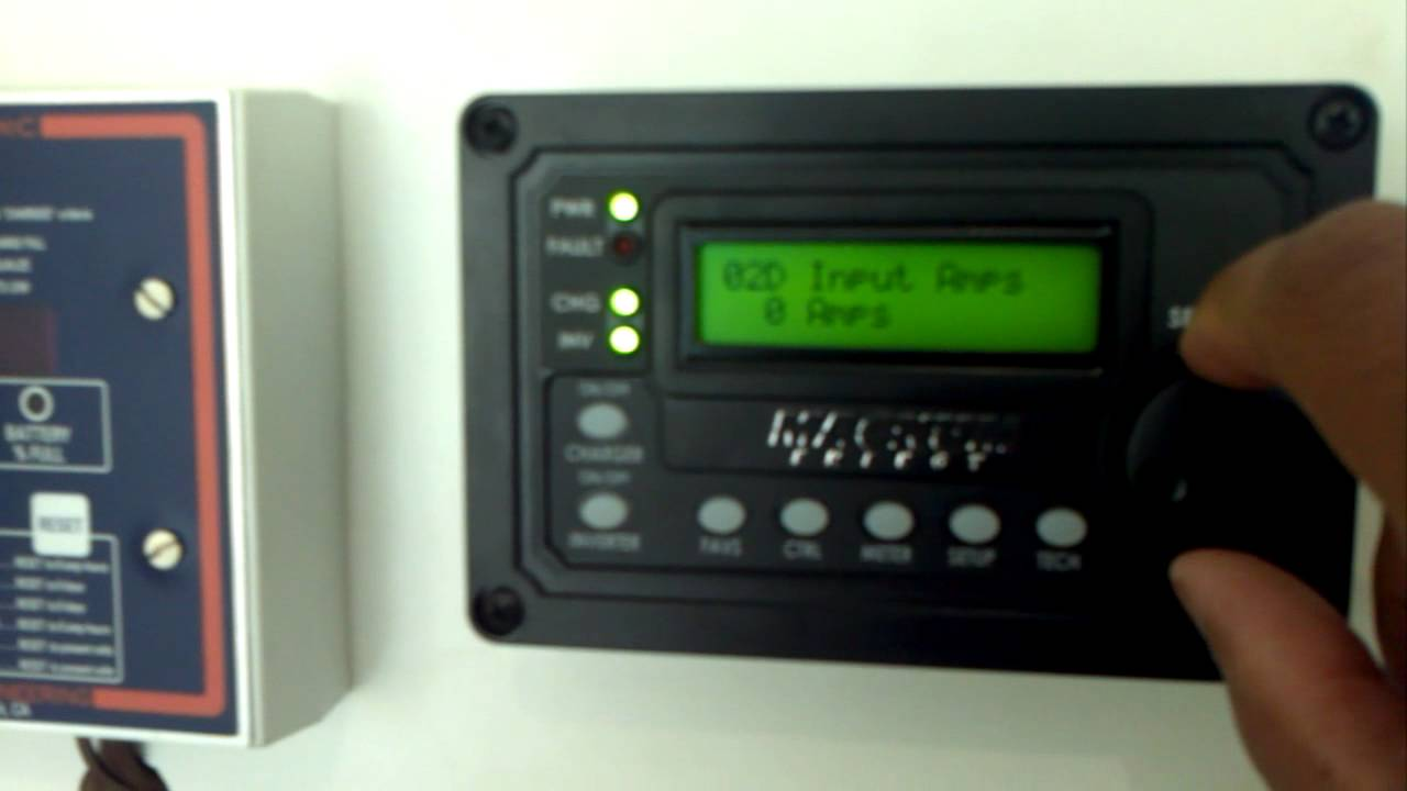 Diy Solar Magnasine Inverter Charger Product Review Youtube Off Grid Panel Wiring Diagram