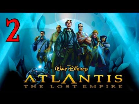 Atlantis: El Imperio Perdido (2001) DvdRip Latino