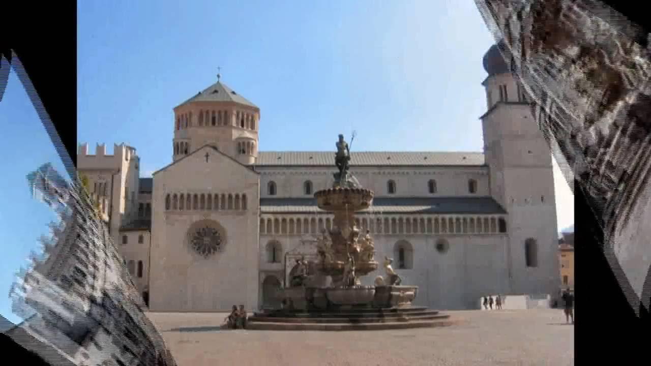 Trento E Il Suo Centro Storico Youtube