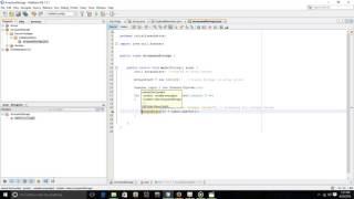 Java programming netbeans Arrays
