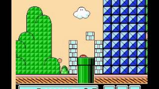 Super Mario Bros 3 - Vizzed.com GamePlay World 3 and 4 - User video