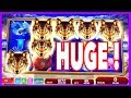 Huge wins on Konami Golden Wolves & Dragons Law Twin Fever !
