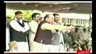 (Funny) President Zardari, abusive language of PML-N leaders and Indian Film Star Shahrukh Khan