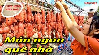 Món ngon quê nhà – Những món ăn xứ Cù Lao Long Hựu #namviet