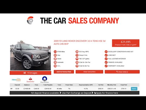 Quality Used Cars In Manchester The Car Sales Company Bury