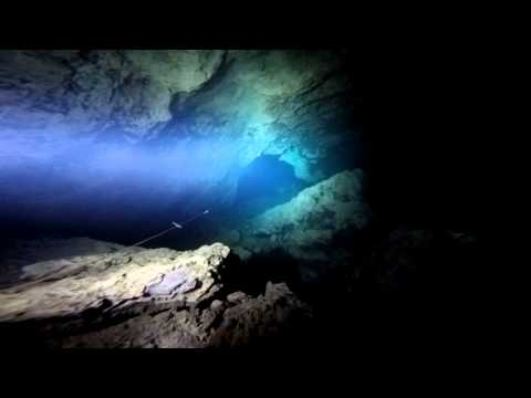 Cueva Del Agua cave dive with Simply Sidemount & Simply Tec