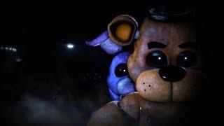 One się ruszają ;_; || Creepy Nights at Freddy's