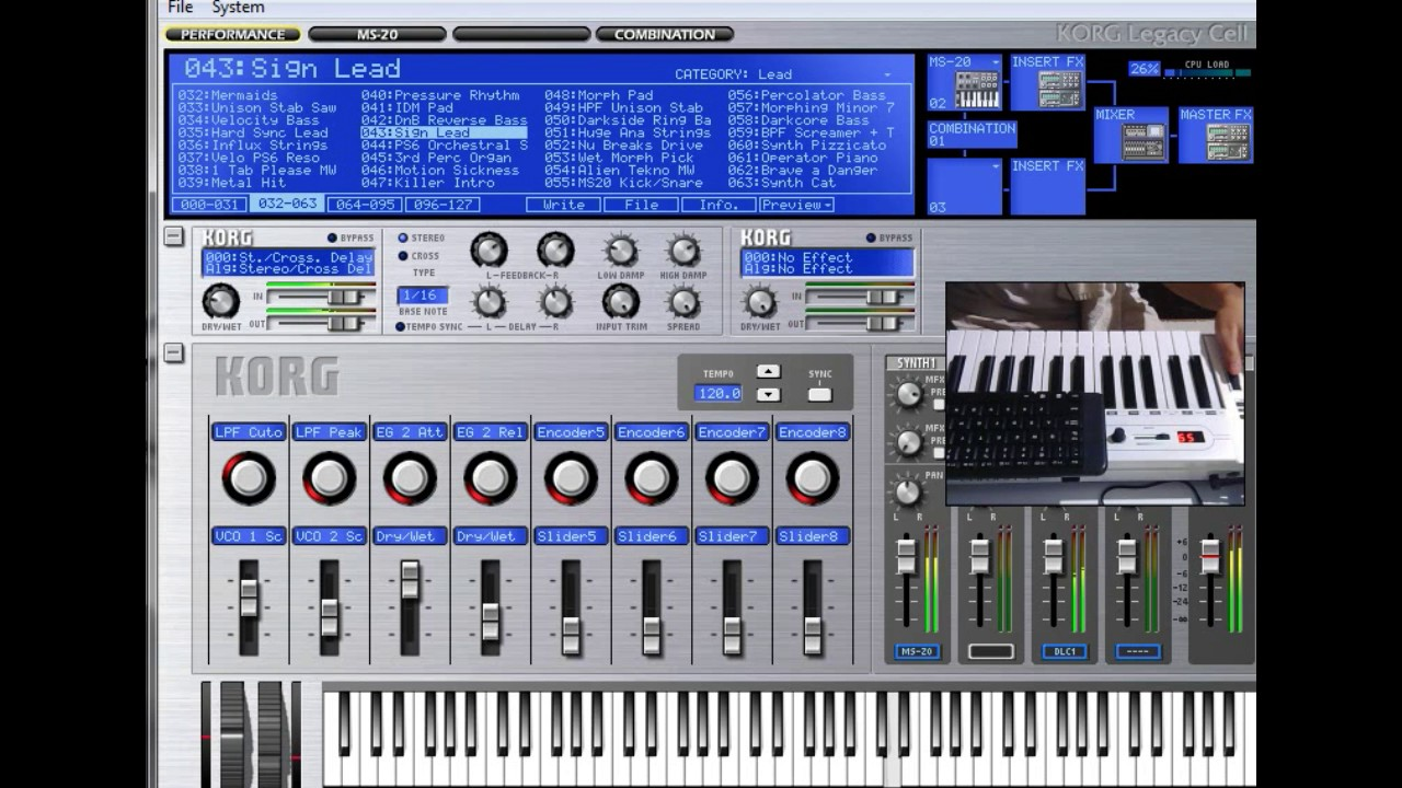 legacycell vst full