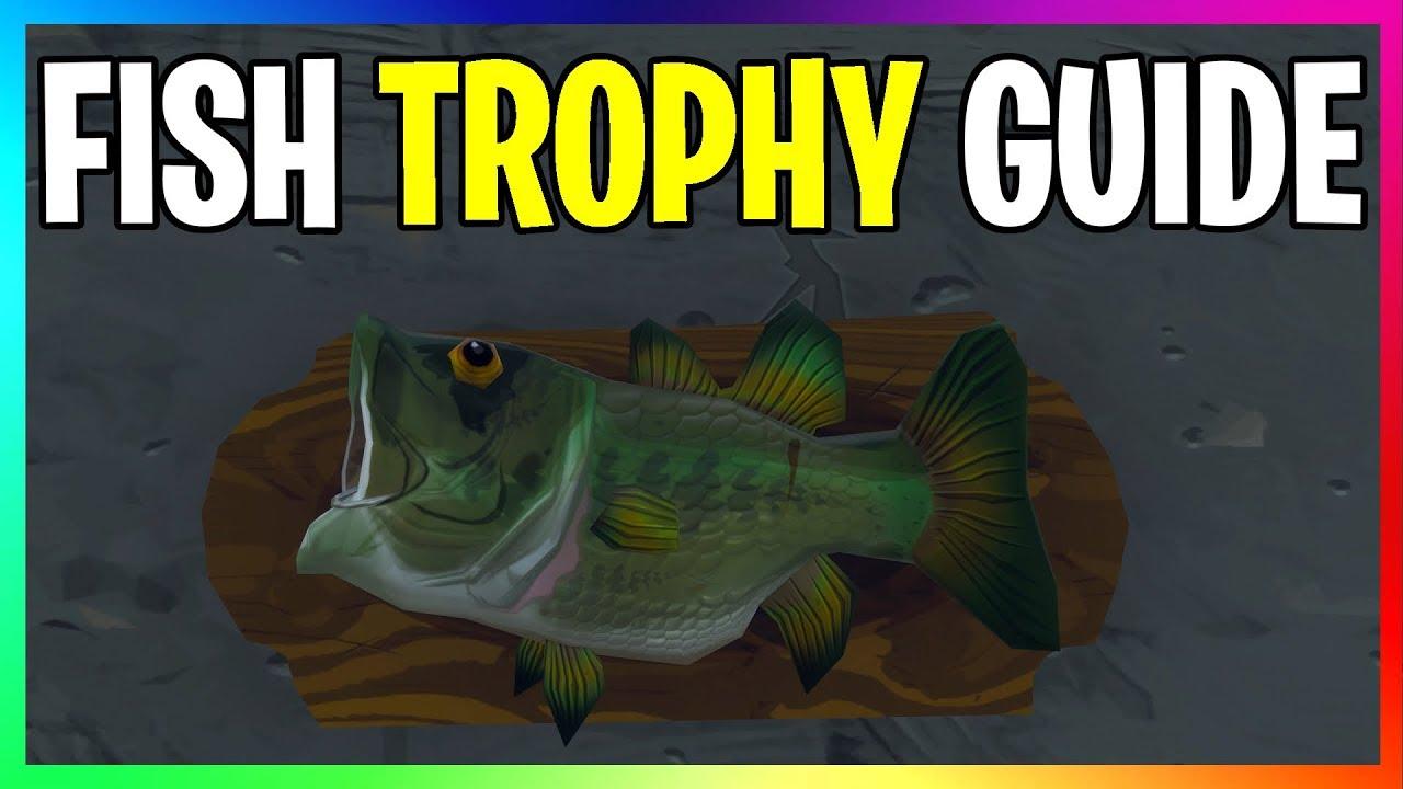 New Dance In Front Of Fish Trophy S Week 8 Challenge Fortnite