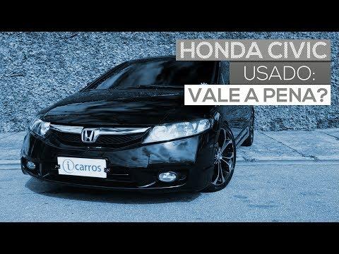 Honda Civic usado vale a pena iCarros