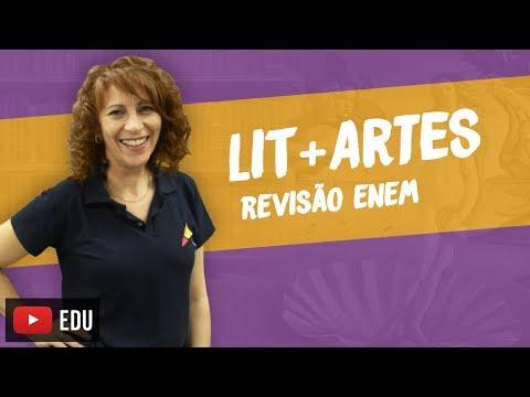 REVISÃO: Literatura + Artes