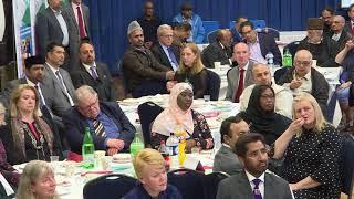 UK Ansar Charity Dinner