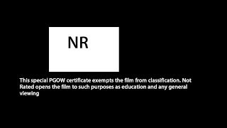 The PGOW film rating system