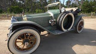Carl Fisher'S 1915 Packard: An Original Indy Pace Car - 2017 Pebble Beach Week