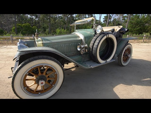 Carl Fisher's 1915 Packard: An Original Indy Pace Car - 2017 Pebble Beach Week