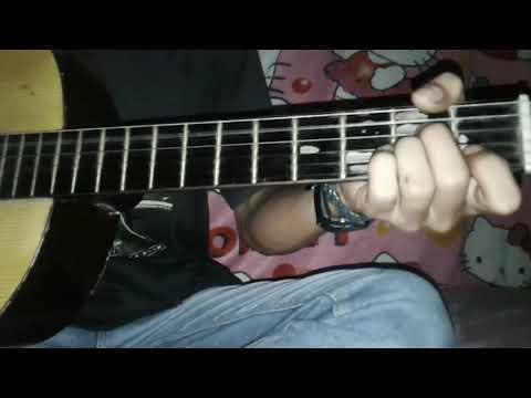 Totorial Kunci Gitar Lagu Mamah Muda
