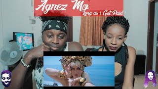 AGNEZ MO Long As i Get Paid REACTION VIDEo