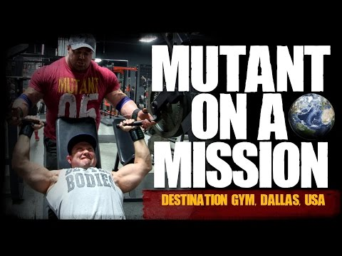Destination Dallas, Texas - Mutant On A Mission #4