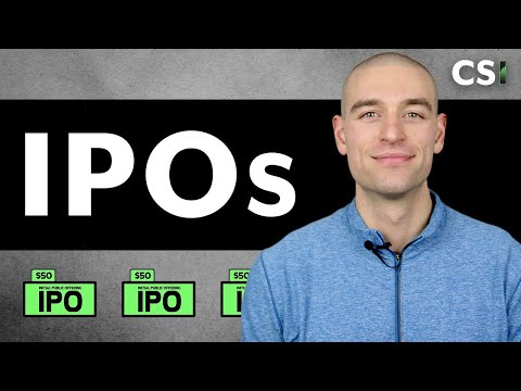 Investing in Initial Public Offerings (IPOs)