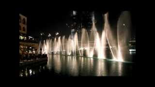 DANCING FOUNTAIN ( WITH BACKGROUND MUSIC
