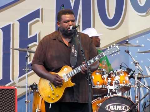 Western Maryland Bluesfest Michael Burks
