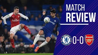 Chelsea 0-0 Arsenal Review || Carabao Cup Tactics Analysis || ADVANTAGE ARSENAL ||Conte costs us?