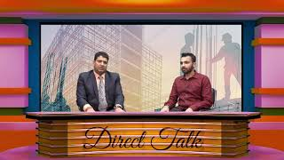 Direct Talk by Vijayank Garg (CE, AIR 5, GATE 2018) with Mr. B Singh, Ex. IES, CMD MADE EASY Group.
