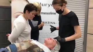 Тренинг по мезотерапии и биоревитализации | Тренер Нина Цатурова