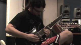 "Whitechapel ""The Corrupted Sessions"" Episode 2: Guitars"