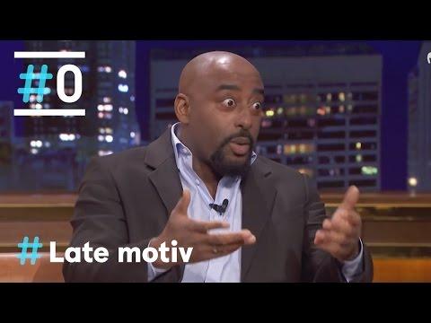 Late Motiv: Simon Wacky y los afroamericanos que votaban a Trump #LateMotiv143 | #0