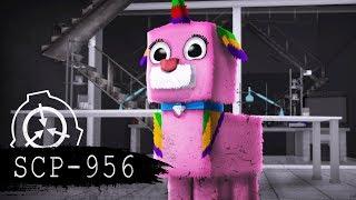 """THE CHILD-BREAKER"" SCP-956 | Minecraft SCP Foundation"