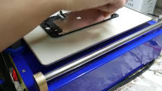 IPHONE 8 PLUS / Замена стекла / БЕЗ ШУМА, ПЫЛИ И ГРЯЗИ!