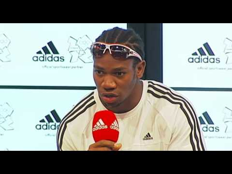 Yohan Blake on his friendship with Usain Bolt