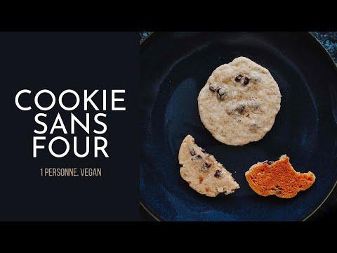 single-cookie-à-la-poêle-(vegan)